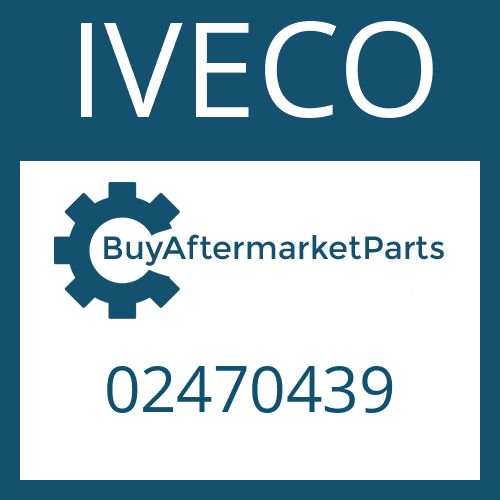IVECO 02470439 - HANDLE