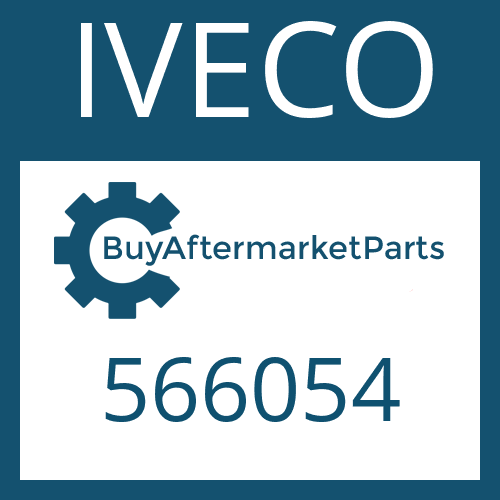 IVECO 566054 - SHAFT SEAL