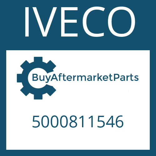 IVECO 5000811546 - O-RING