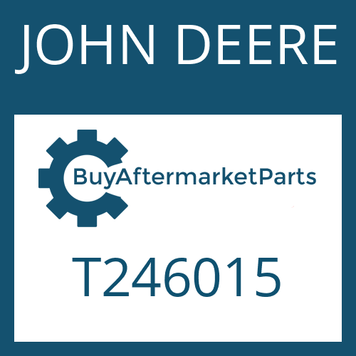 JOHN DEERE T246015 - SCREW-IN SLEEVE