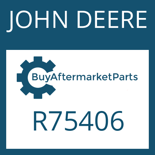 JOHN DEERE R75406 - WASHER