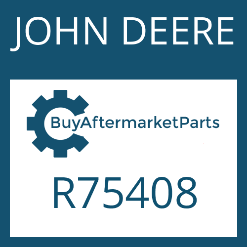 JOHN DEERE R75408 - WASHER