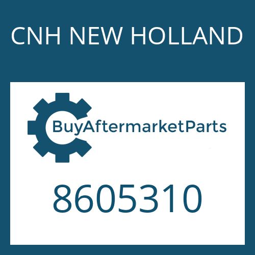 CNH NEW HOLLAND 8605310 - SHIM