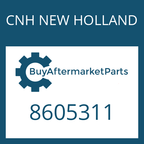 CNH NEW HOLLAND 8605311 - SHIM