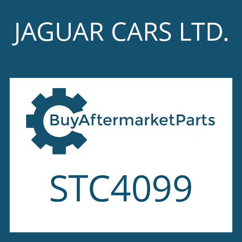 JAGUAR CARS LTD. STC4099 - SEALING RING