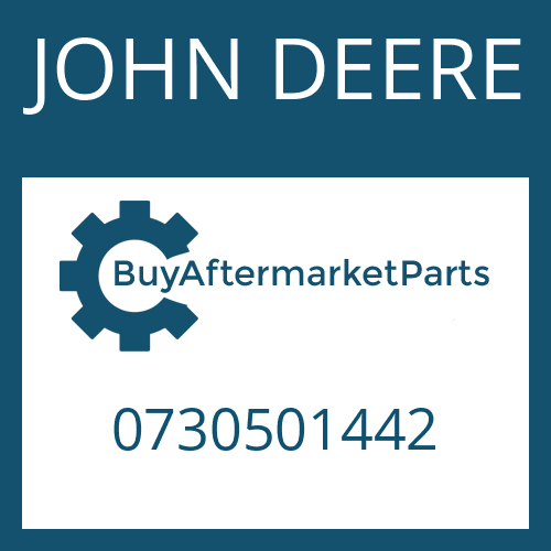 JOHN DEERE 0730501442 - RETAINING RING