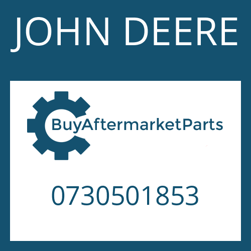 JOHN DEERE 0730501853 - RETAINING RING