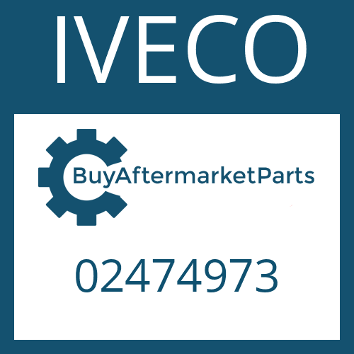 IVECO 02474973 - BREATHER