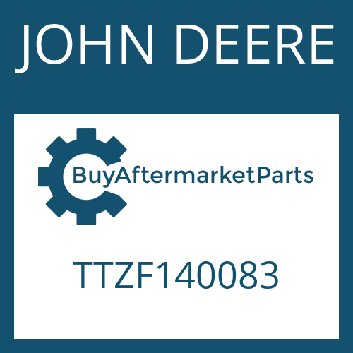 JOHN DEERE TTZF140083 - LIP SEALING RING