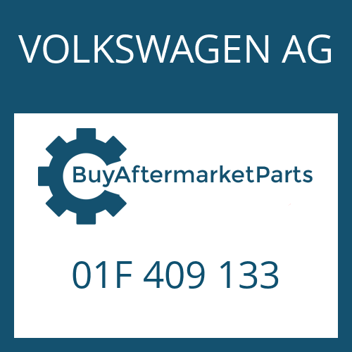 VOLKSWAGEN AG 01F 409 133 - ROUND SEALING RING