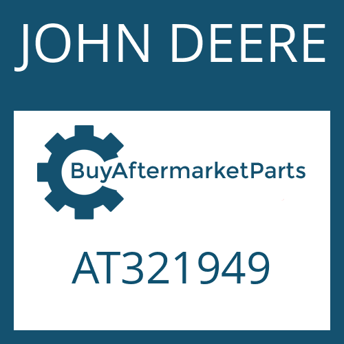 JOHN DEERE AT321949 - SHAFT SEAL
