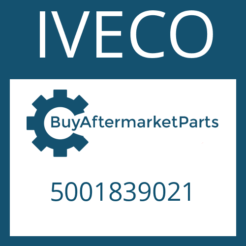 IVECO 5001839021 - TAPERED ROLLER BEARING