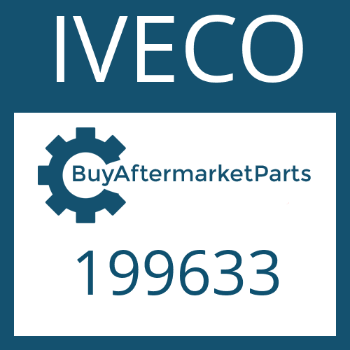 IVECO 199633 - SHAFT SEAL