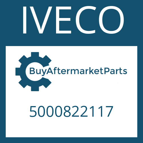 IVECO 5000822117 - ROLLER CAGE
