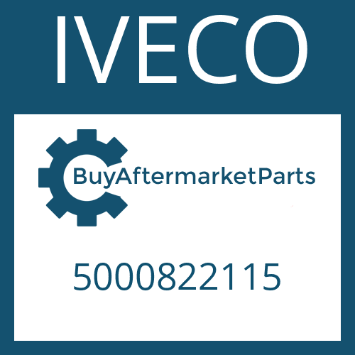 IVECO 5000822115 - INPUT SHAFT