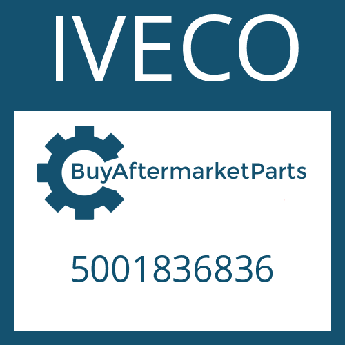 IVECO 5001836836 - GEAR SHIFT FORK