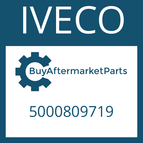 IVECO 5000809719 - HELICAL GEAR