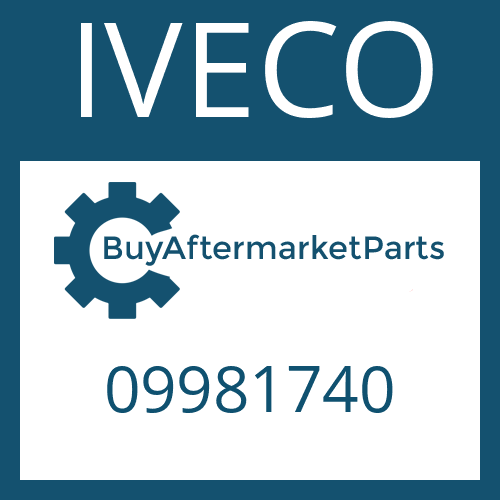 IVECO 09981740 - GUIDE PIN