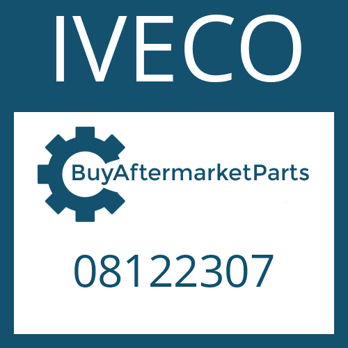 IVECO 08122307 - CLUTCH BODY