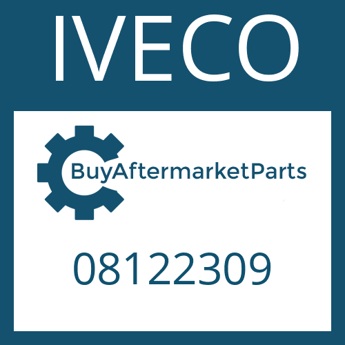 IVECO 08122309 - HELICAL GEAR