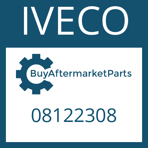 IVECO 08122308 - HELICAL GEAR