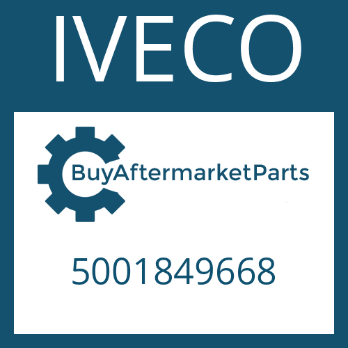 IVECO 5001849668 - INTERMEDIATE RING