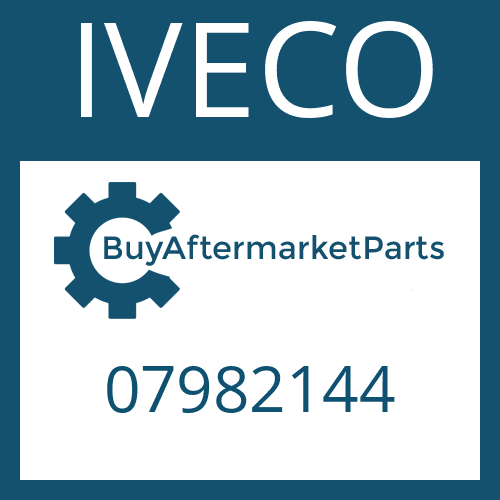 IVECO 07982144 - SHIFT CLAMP