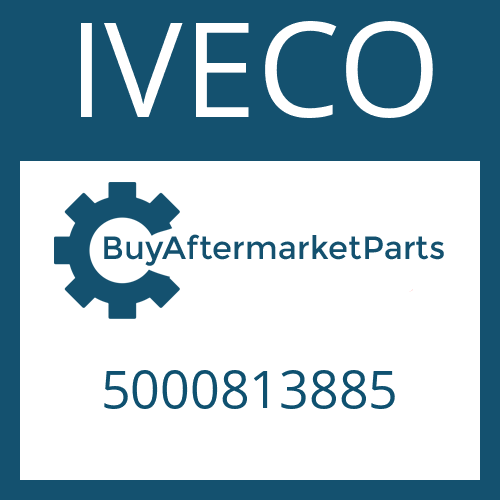 IVECO 5000813885 - LOCK PLATE