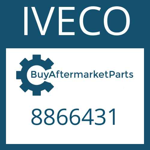 IVECO 8866431 - THRUST WASHER