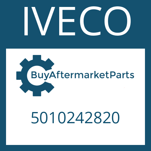 IVECO 5010242820 - DOUBLE GEAR