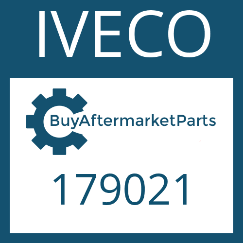 IVECO 179021 - COUNTERSHAFT