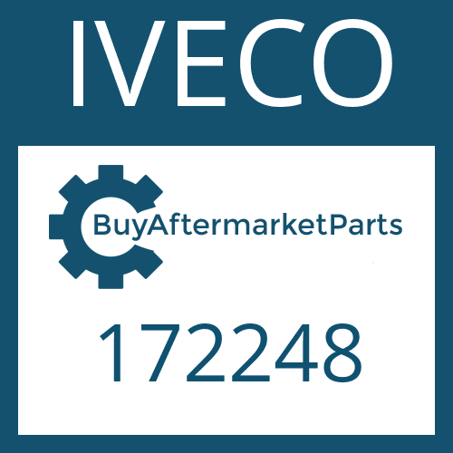 IVECO 172248 - HELICAL GEAR