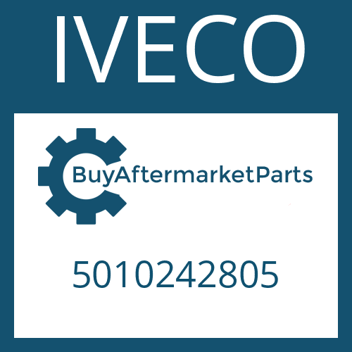 IVECO 5010242805 - MAIN SHAFT