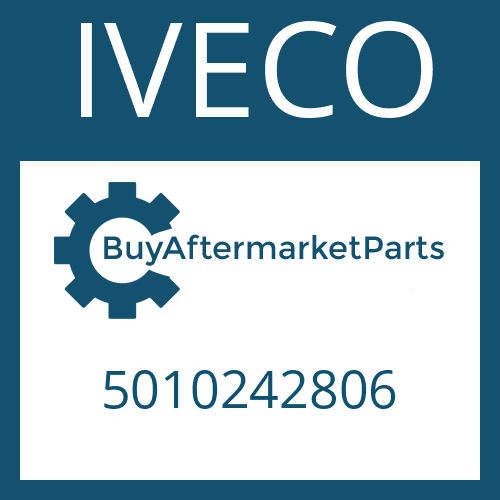 IVECO 5010242806 - MAIN SHAFT