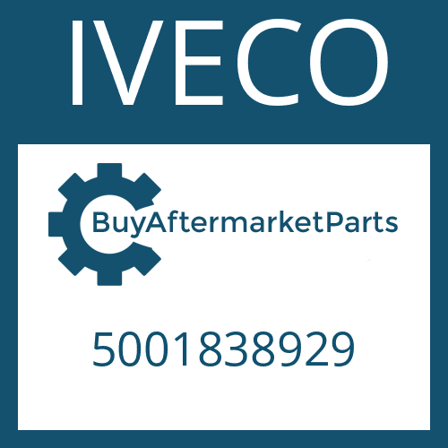 IVECO 5001838929 - OUTPUT FLANGE