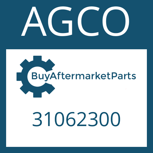 AGCO 31062300 - DOUBLE JOINT