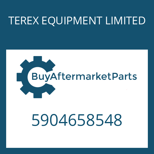 TEREX EQUIPMENT LIMITED 5904658548 - WASHER