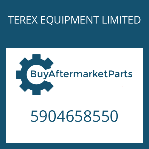 TEREX EQUIPMENT LIMITED 5904658550 - WASHER