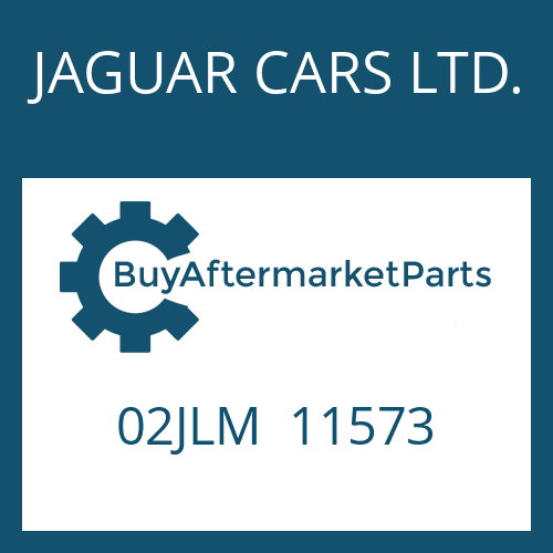 JAGUAR CARS LTD. 02JLM  11573 - DRUCKFEDER