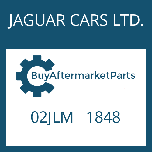 JAGUAR CARS LTD. 02JLM   1848 - ANGLE BRACKET