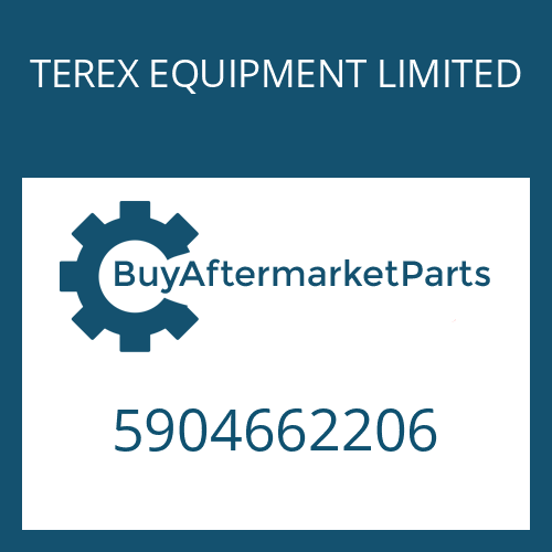 TEREX EQUIPMENT LIMITED 5904662206 - CONNECTING PART