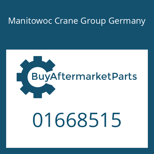 Manitowoc Crane Group Germany 01668515 - OIL DIPSTICK
