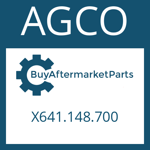 AGCO X641.148.700 - RUNNING DISK