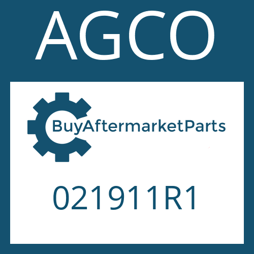 AGCO 021911R1 - WASHER