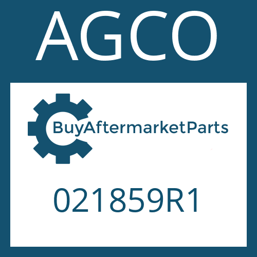 AGCO 021859R1 - WASHER