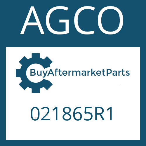 AGCO 021865R1 - WASHER