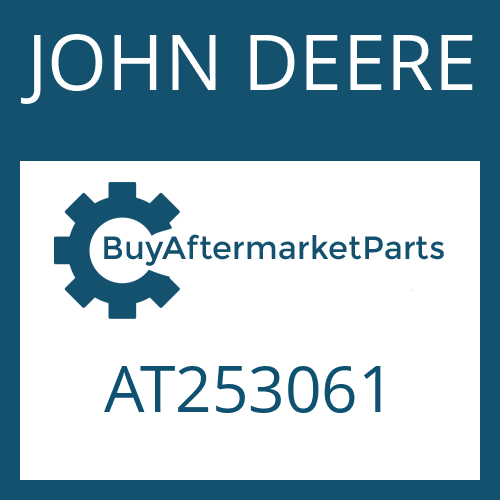 JOHN DEERE AT253061 - WASHER