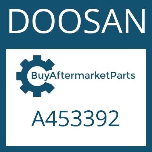 DOOSAN A453392 - CYLINDRICAL PIN