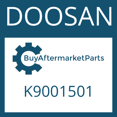 DOOSAN K9001501 - O-RING