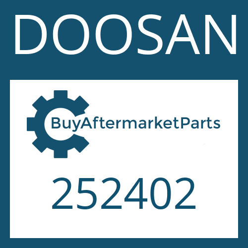 DOOSAN 252402 - CAP SCREW
